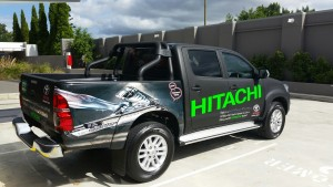 Hitachi Wrap